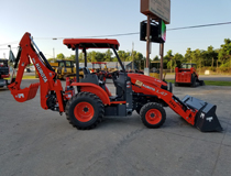 Backhoe Rental Pearland TX