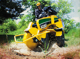 Stump Grinder Rental Angleton TX
