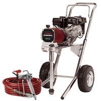 Paint Sprayer Rental League City TX